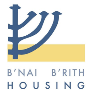 Logo of B'nai B'rith Housing