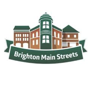 Logo for Brighton Main Streets